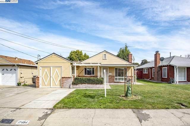 17484 Via Estrella, San Lorenzo, CA 94580 (#40939884) :: Jimmy Castro Real Estate Group