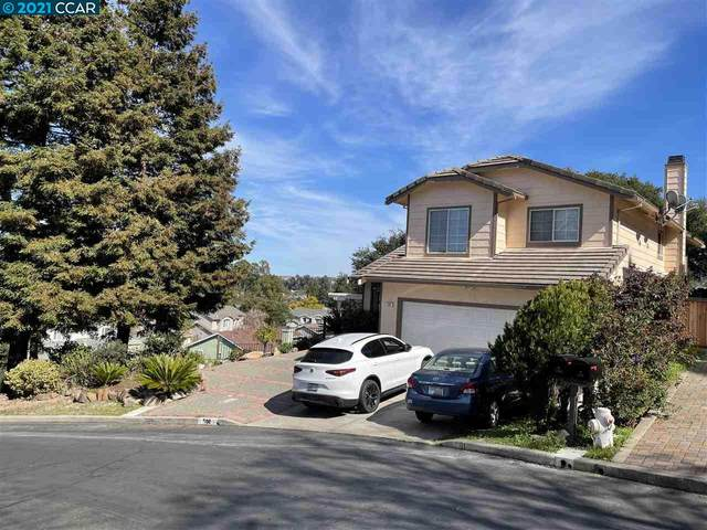 500 Lopes Ct, Pinole, CA 94564 (#40939905) :: Armario Homes Real Estate Team