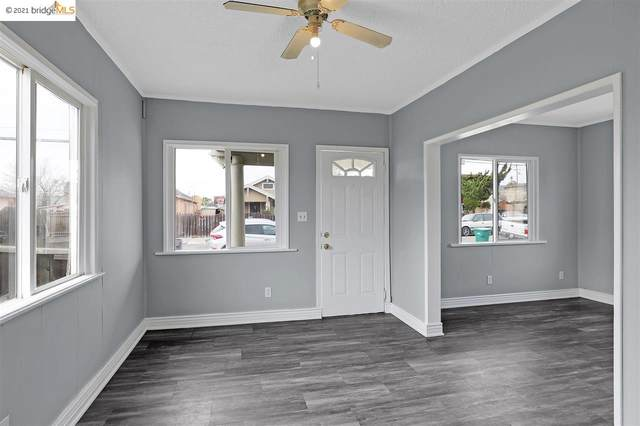 1476 81St Ave, Oakland, CA 94621 (#40939944) :: Jimmy Castro Real Estate Group