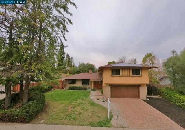 160 Devon Ave, Pleasant Hill, CA 94523 (MLS #40939949) :: Paul Lopez Real Estate