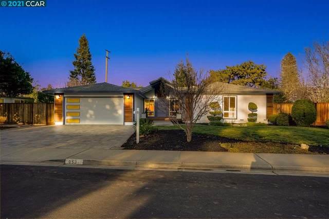 652 Wintergreen Lane, Walnut Creek, CA 94598 (#40939951) :: The Lucas Group
