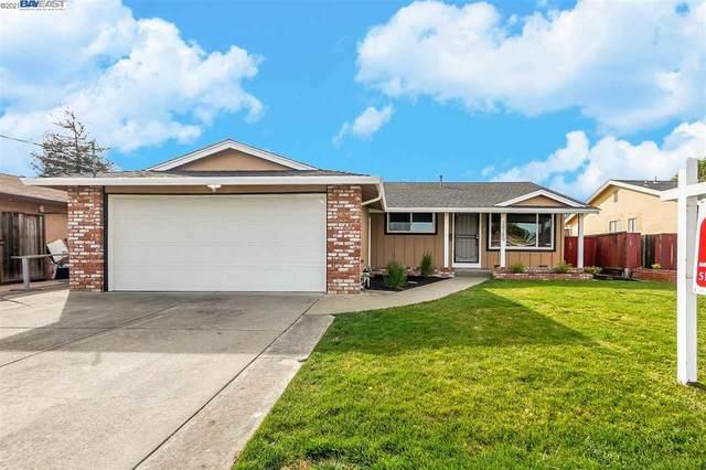 28289 Cardinal St, Hayward, CA 94545 (#40939983) :: Excel Fine Homes