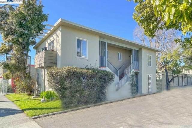 1207 University, Berkeley, CA 94702 (#40939985) :: Excel Fine Homes