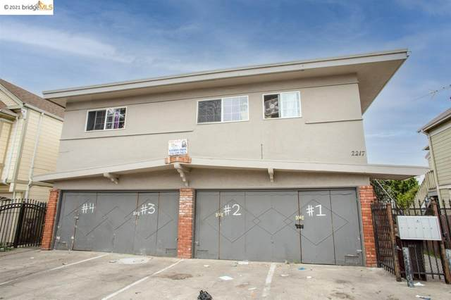2217 Coolidge Ave, Oakland, CA 94601 (#40939995) :: Jimmy Castro Real Estate Group