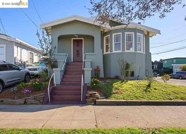 1220 Oregon St, Berkeley, CA 94702 (#40940046) :: Excel Fine Homes