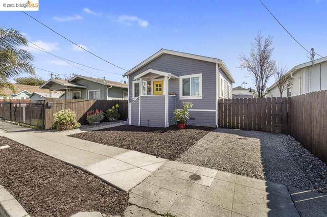 1172 78Th Ave, Oakland, CA 94621 (#40940054) :: Jimmy Castro Real Estate Group