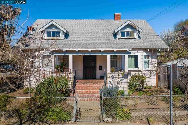 1601 Harmon St, Berkeley, CA 94703 (#40940088) :: Excel Fine Homes