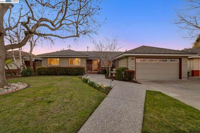 4271 Canfield Dr, Fremont, CA 94536 (#40940103) :: Paradigm Investments