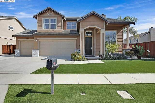 967 Chamomile Lane, Brentwood, CA 94513 (#40940114) :: Paradigm Investments