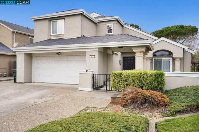 817 Bantry Way, Benicia, CA 94510 (#40940136) :: Jimmy Castro Real Estate Group