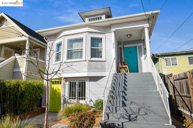 850 31St St, Oakland, CA 94608 (#40940143) :: Jimmy Castro Real Estate Group