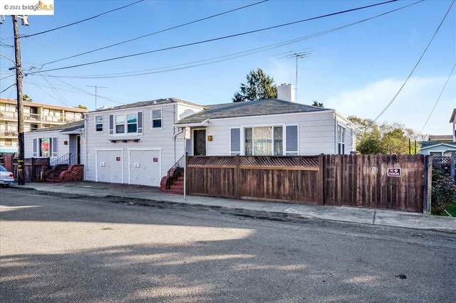2747 Brookdale Ave, Oakland, CA 94602 (#40940154) :: Paradigm Investments