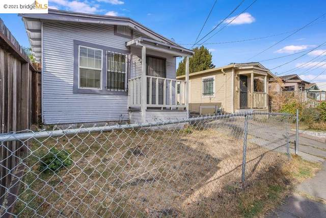 1819 Church St, Oakland, CA 94621 (#40940172) :: Jimmy Castro Real Estate Group