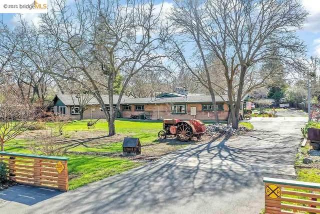2884 Lane Drive, Concord, CA 94518 (#40940195) :: Jimmy Castro Real Estate Group