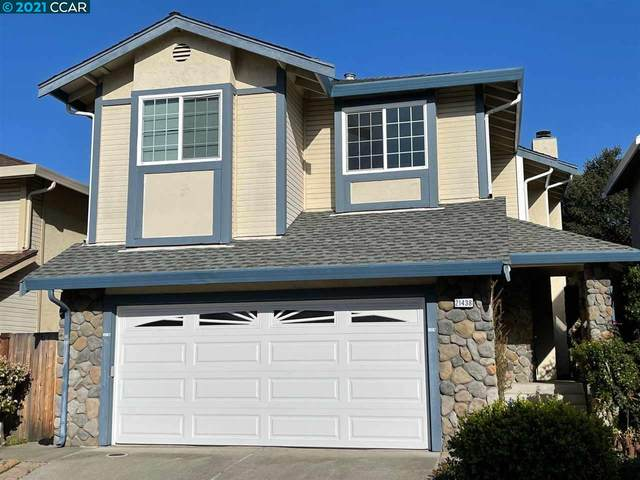 21438 Justco Ln, Castro Valley, CA 94552 (#40940209) :: The Lucas Group