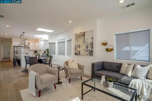 1158 53Rd St, Oakland, CA 94608 (#40940229) :: Armario Homes Real Estate Team