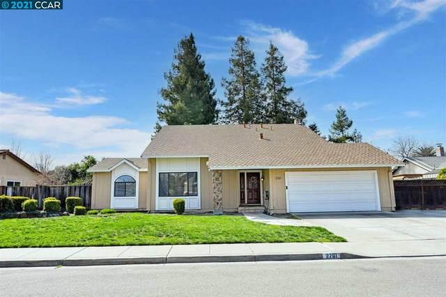 2761 Sanderling Way, Pleasanton, CA 94566 (#40940230) :: Armario Homes Real Estate Team