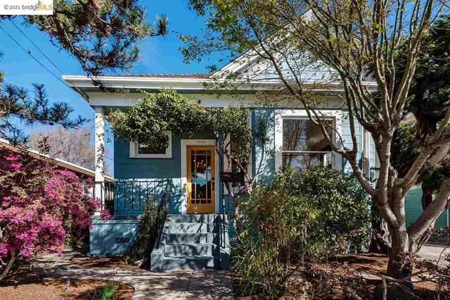6434 Herzog St, Oakland, CA 94608 (#40940266) :: Jimmy Castro Real Estate Group