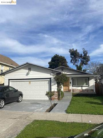 220 S 41St St, Richmond, CA 94804 (#40940282) :: Jimmy Castro Real Estate Group
