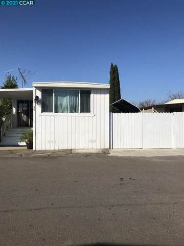 75 E Bolton Rd #28, Oakley, CA 94561 (#40940340) :: Armario Homes Real Estate Team