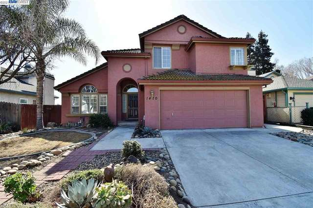 1470 Renown Dr, Tracy, CA 95376 (#40940348) :: Paradigm Investments