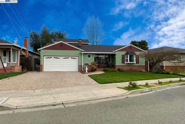 19614 Vaughn Ave, Castro Valley, CA 94546 (#40940363) :: Paradigm Investments
