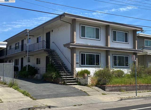 9874 Bancroft Ave, Oakland, CA 94603 (#40940381) :: Paradigm Investments