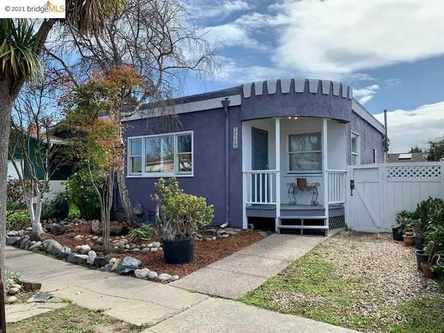 2618 Downer Avenue, Richmond, CA 94804 (#40940657) :: Armario Homes Real Estate Team