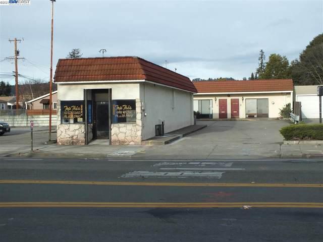 820 830 E. 14th St., San Leandro, CA 94577 (#40940794) :: Armario Homes Real Estate Team