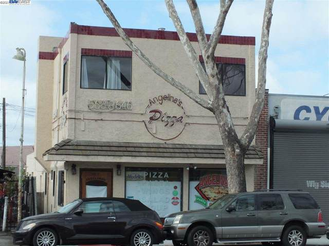 485 E. 14th St., San Leandro, CA 94577 (#40940796) :: Realty World Property Network