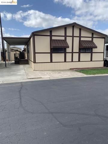 210 W Cypress Rd Trlr 4, Oakley, CA 94561 (#40940819) :: Armario Homes Real Estate Team