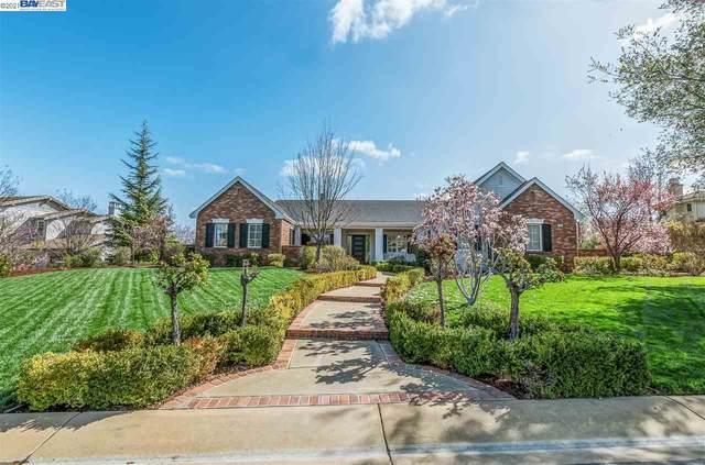 4340 Campinia Pl, Pleasanton, CA 94566 (#40941132) :: Armario Homes Real Estate Team