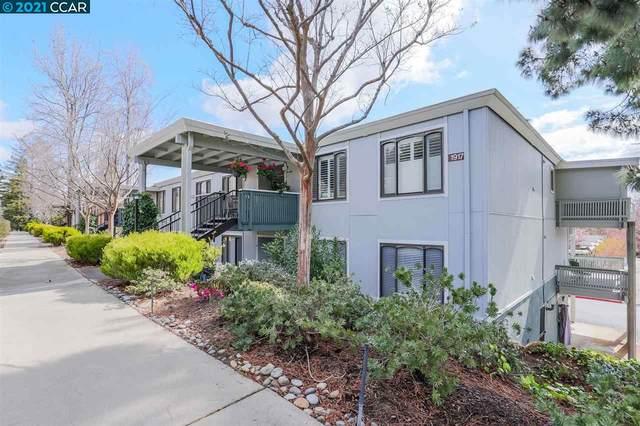 1917 Golden Rain Rd #8, Walnut Creek, CA 94595 (#40941154) :: Realty World Property Network