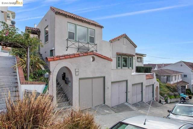 830 Vermont St., Oakland, CA 94610 (#40941159) :: Armario Homes Real Estate Team