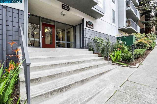 150 Pearl St #110, Oakland, CA 94611 (#40941350) :: The Venema Homes Team