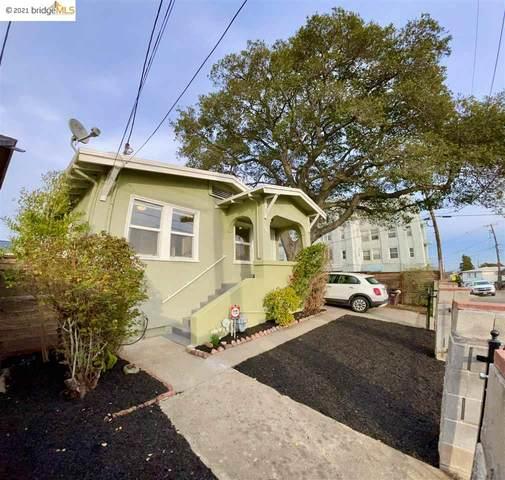 5040 Melrose Avenue, Oakland, CA 94601 (#40941437) :: Armario Homes Real Estate Team