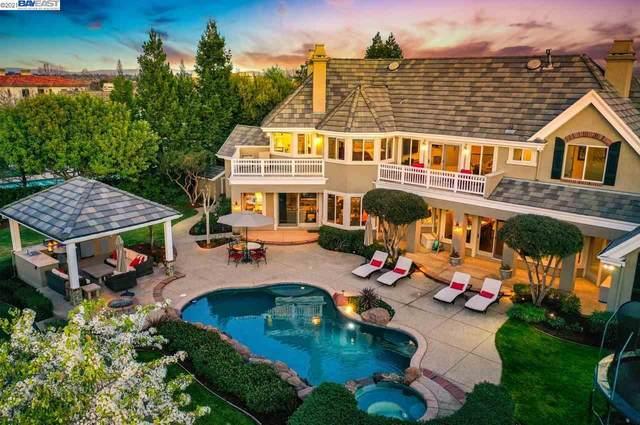 1105 Via Di Salerno, Pleasanton, CA 94566 (#40941534) :: Armario Homes Real Estate Team