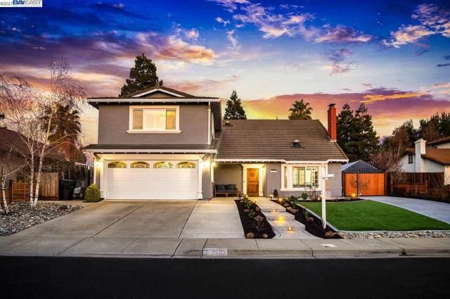 3557 Ballantyne Dr, Pleasanton, CA 94588 (#40941554) :: Armario Homes Real Estate Team