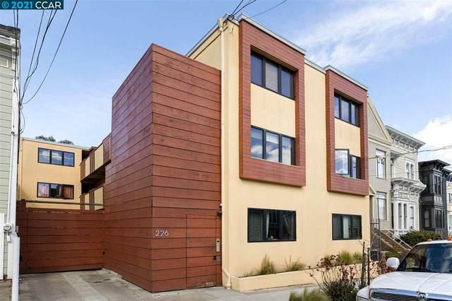 226 27th St. #10, San Francisco, CA 94131 (MLS #40941596) :: 3 Step Realty Group