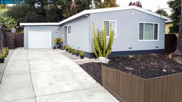 1921 Wanlass Ave, San Pablo, CA 94806 (#40941597) :: Armario Homes Real Estate Team