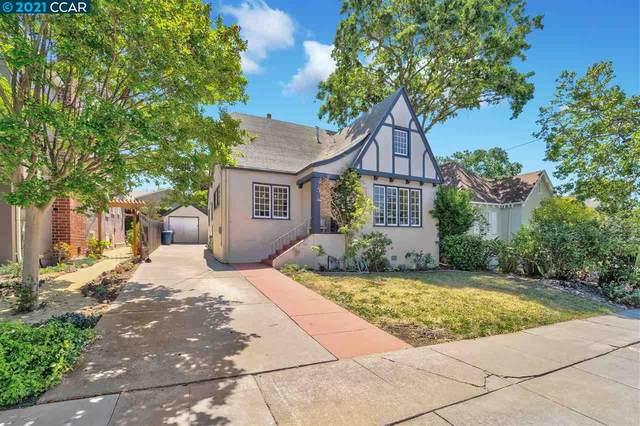 1030 Brown Street, Martinez, CA 94553 (#40941657) :: Blue Line Property Group