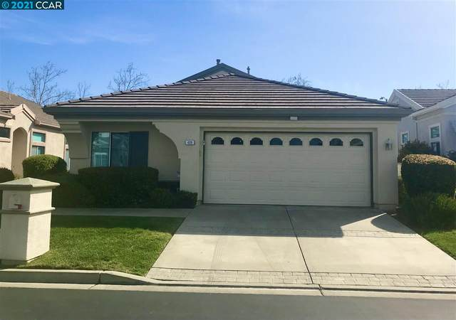 420 Winesap Dr, Brentwood, CA 94513 (#40941714) :: Armario Homes Real Estate Team