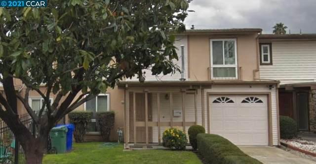 4313 Cutting Blvd, Richmond, CA 94804 (#40941722) :: The Venema Homes Team
