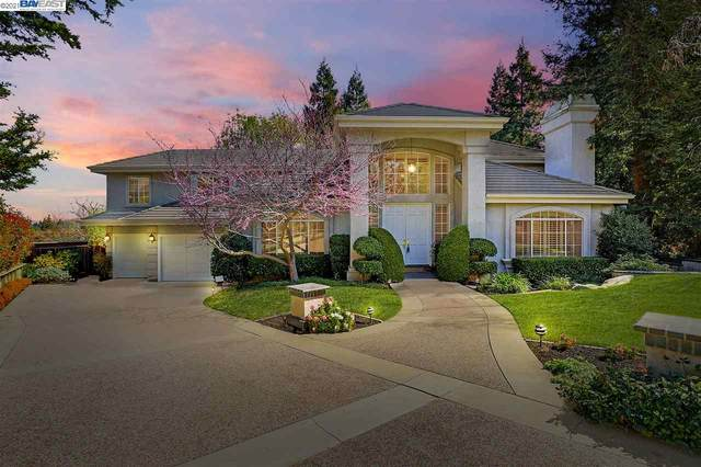 1686 Sorrel Dr, Walnut Creek, CA 94598 (#40941804) :: Sereno