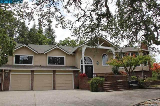 141 Alamo Hills Ct, Alamo, CA 94507 (#40942004) :: The Venema Homes Team