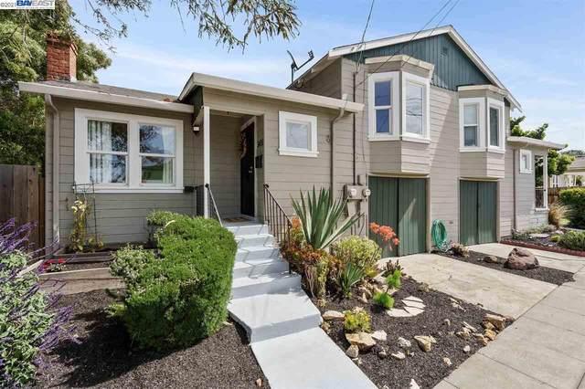 5914 Mauritania Avenue, Oakland, CA 94605 (#40942073) :: The Venema Homes Team