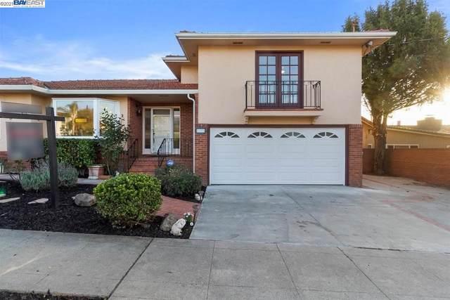 21975 Prospect St, Hayward, CA 94541 (#40942077) :: Sereno