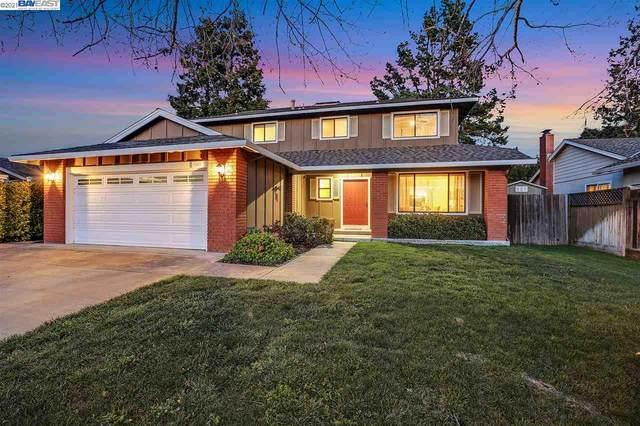 3053 Ferndale Court, Pleasanton, CA 94588 (#40942158) :: Armario Homes Real Estate Team