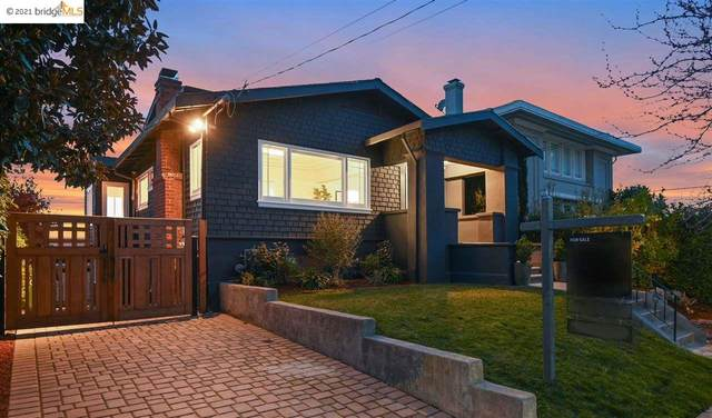1207 Hampel St, Oakland, CA 94602 (#40942200) :: The Venema Homes Team