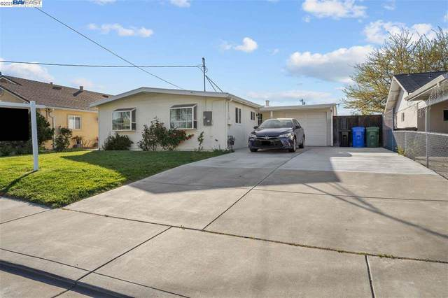 4413 Cahill St, Fremont, CA 94538 (#40942264) :: Realty World Property Network